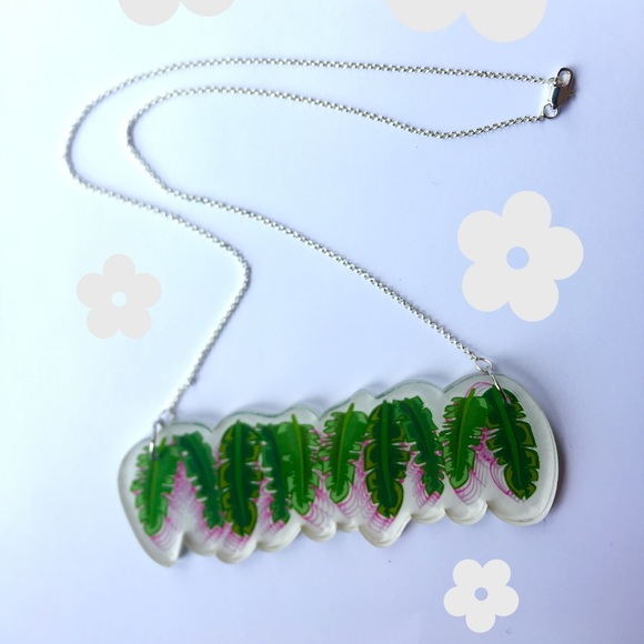 Jewelry - Rainforest necklace